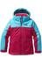 Patagonia Girls' Insulated Snowbelle Jacket Portofino Pink